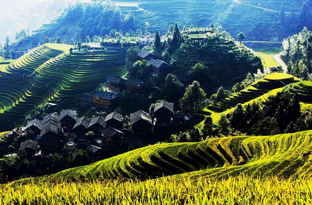 8月9日/23日桂林南山牧场,龙脊梯田,漓江风光8日专业摄影团(正在报名)